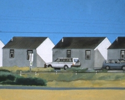 Row of Cottages 20x60