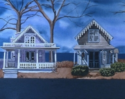Victorian Cottages 20x70