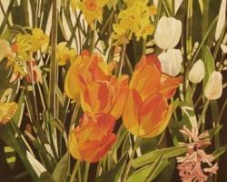 Spring Flowers No.2 16x20